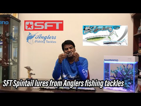 SFT Spintail Lures From Anglers Fishing Tackles | Tamil |