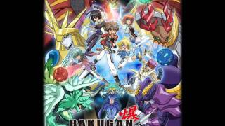 Bakugan: New Vestroia Full Op (cho! Saikyo! Warriors)