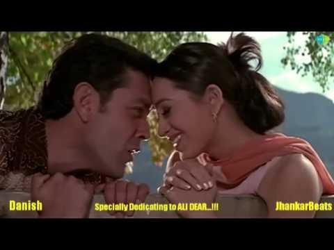 O Mere Dholna Heera Jhankar   Aashiq   Udit Naryan & Anuradha Paudwal By Danish   YouTube