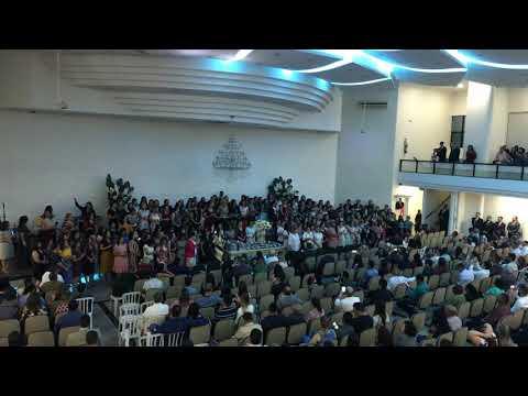 Louvor Vau de Jaboque AD Vila Boa 07.04.18 Canal AD Vila Boa
