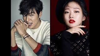 Mỹ nữ phim 18+ Kim Go Eun xác nhận tham gia dự án tái xuất của Lee Min Ho.