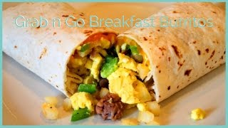 Cook With Mel: Easy Breakfast Burritos