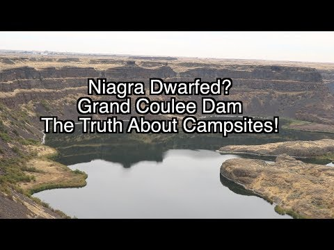 The Truth About RV Campgrounds & Lava in Eastern Washington, Grand Coulee Dam