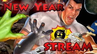Serious Sam Revolution - New Year RedCrafting Stream