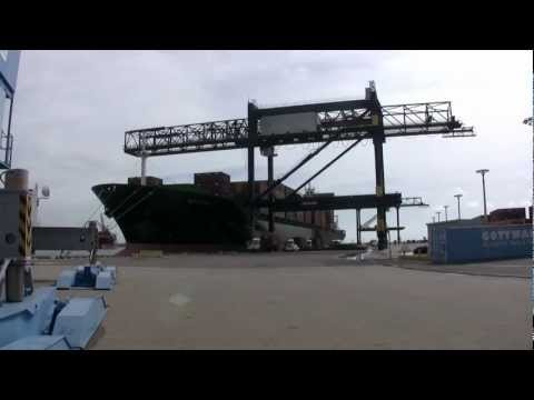 Tampa Port Authority, Cargo, Seaport, Port of Tampa, Florida