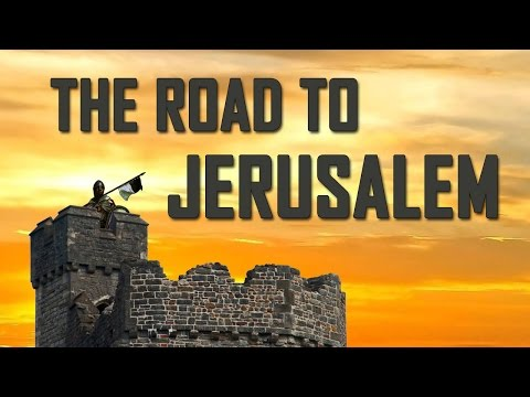 Part 9: The Road to Jerusalem - John S. Torell