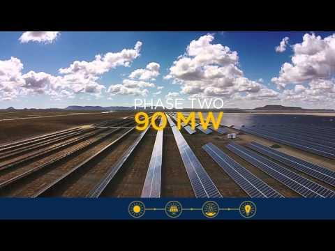 Solar Capital: De Aar solar farm