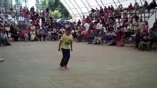 Junior Jigging Contest - Cold Lake Treaty Days 2014