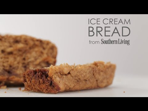 How to Easily Make Ice Cream Bread | MyRecipes