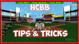 INSANE TIPS AND TRICKS + UPDATES! | HCBB (ROBLOX)