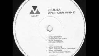 U.S.U.R.A - Open Your Mind ( De Donatis Remix  )
