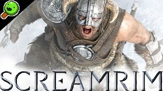 SCREAMRIM 【Playing Skyrim with only voice commands】