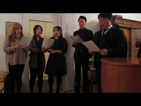 A Korean Church Song