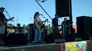 The Cowsills at  Indian Lake Ohio Beach Party