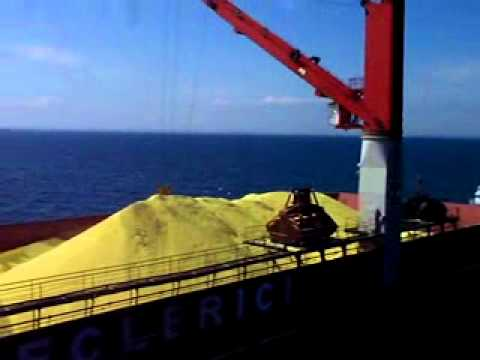 006 Mooring of storage barge