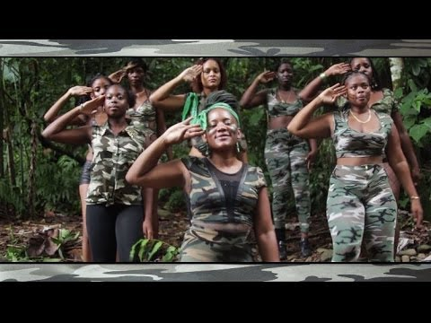 Ghetto Princess - Military
