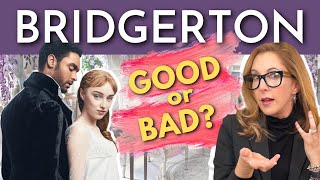 BRIDGERTON DESIGN STYLE: GOOD or BAD?