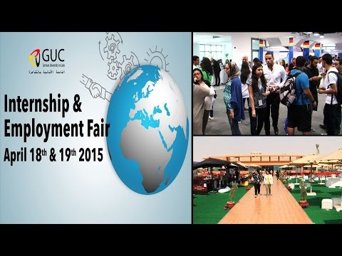 Internship & Employment Fair 2015