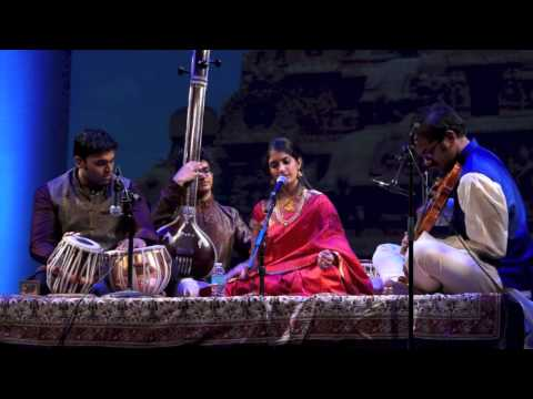 3rd Annual 2014 Mushtari Begum Festival - Kirthana Iyer : Carnatic Vocal Recital