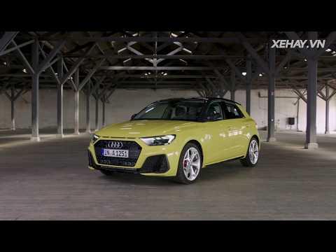 Audi A1 Sportback 2019 đã thay đổi như thế nào so với thế hệ cũ |XEHAY.VN|