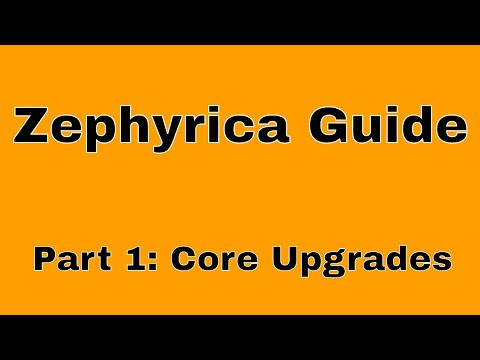 Castle Clash Zephyrica Guide:  How To Build The Best Dragon (Part 1: Core Upgrades)