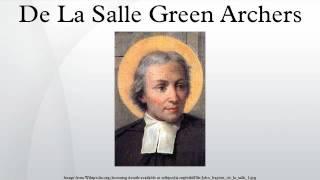 De La Salle Green Archers