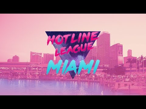 Hotline League Live from Miami - Riot personalities, team owners, live fans, and drinks!