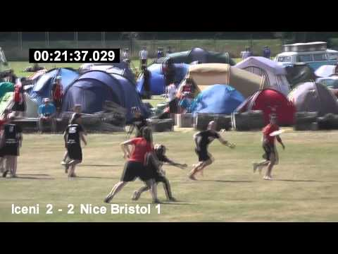 GB Women's Tour 3 Final - Iceni vs Nice Bristol 1 (Ultimate Frisbee)