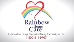 Rainbow Home Care Services 2013 Orange County, CA