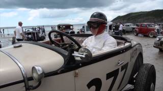 Pendine Sands hot rod races 2014