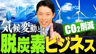 【気候変動と脱炭素ビジネス①】日本人が知らない環境危機と地球に配慮したクリーンなビジネスとは? screenshot 4