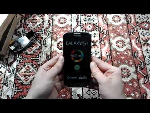Samsung Galaxy S4 из Aliexpress за 6500 руб.  (Refurbished)
