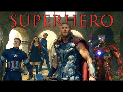Superhero (Simon Curtis) Marvel Cinematic Universe 2008-2015
