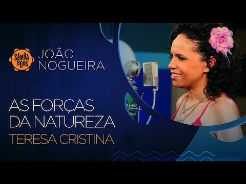 Teresa Cristina canta