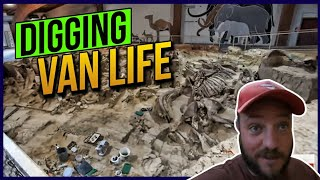Mammoth Dig Site Hot Springs South Dakota Van Life On The Road With Wanderlust Estate