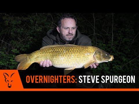 NIGHT FISHING FOR CARP