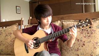 (ABBA) Money Money Money - Sungha Jung