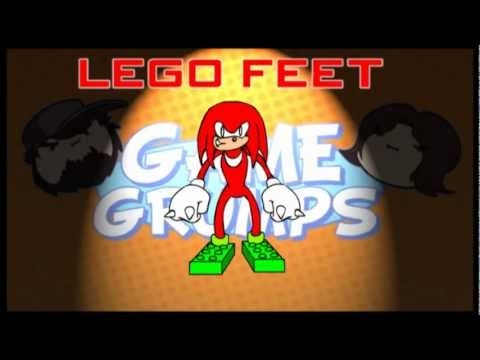 Game Grumps Remix - Lego Feet [Atpunk]