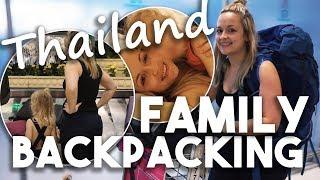 LOS GEHTS I 2 Monate Backpacking durch Thailand I Langstreckenflug & erste Eindrücke I Mellis Blog