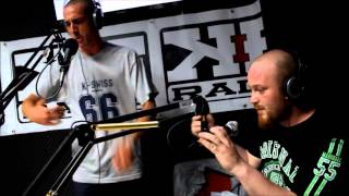 Esemka on Street Knowledge - Radio KIF May 2013 - Brussels