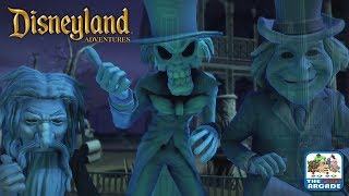 Disneyland Adventures   Take A Tour Of The Haunted Mansion  If You Dare (xbox One Gameplay)
