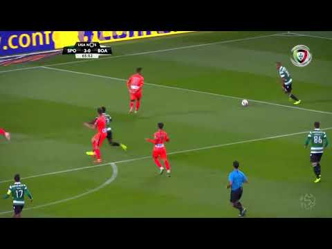 Goal | Golo Nani: Sporting (3)-0 Boavista (Liga 18/19 #8)