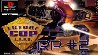 Retro Play - Future Cop L.A.P.D. - Un complexe militarisé thumbnail