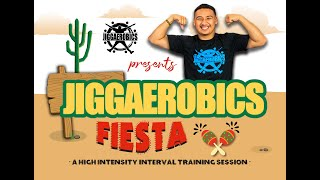 JiggAerobics Fiesta Upper Body HIIT Session