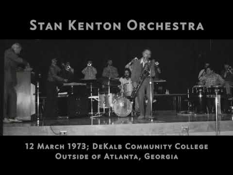 Stan Kenton Live in 1973