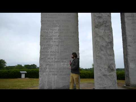 An Open Letter to the Architects of the Georgia Guidestones