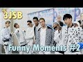 [ENG SUB] Sandaime J Soul Brothers Funny Moments #2