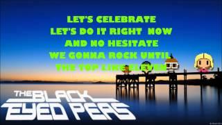 Black Eyed Peas - The Best One Yet ( The Boy ) LYRICS
