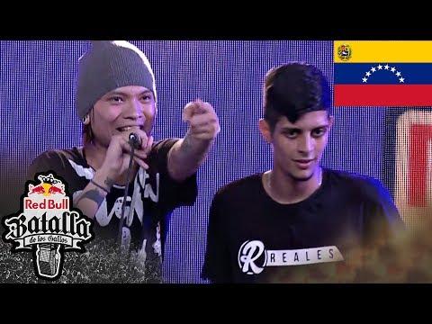 LETRA vs CHANG: Cuartos - Final Nacional Venezuela 2018  