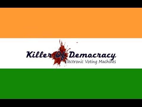 Killer Of Democracy # Electronic Voting Machines #